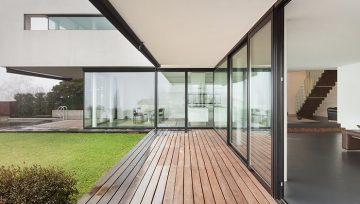 طراحی پنجره های عایق به صدا و انرژی