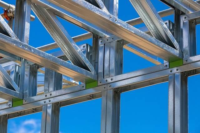 سازه های سبک فلزی