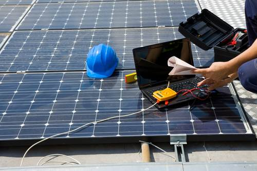 solar panel system maintenance important blog