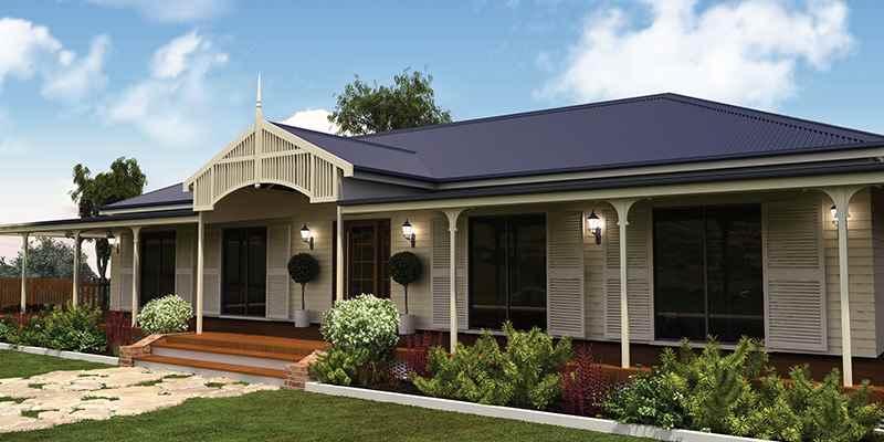 Fremantle Steel Kit Home Sheds n Homes East Gippsland