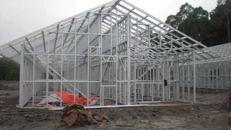 Light Gauge Steel Construction Ming Camp
