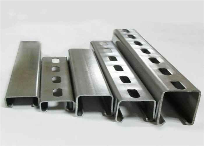 galvanized steel profile